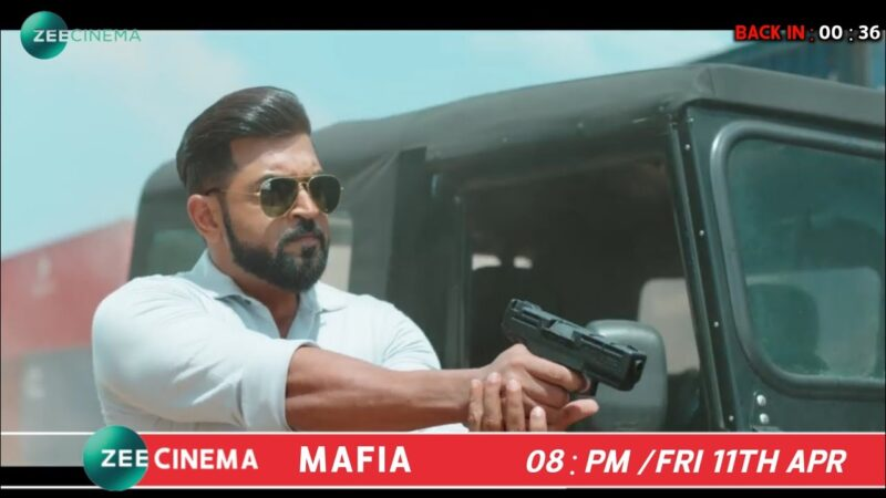 Mafia Chapter 1 Hindi Dubded Confirm Release Date